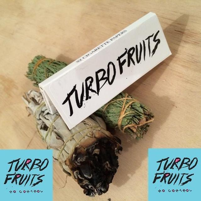 Turbo Fruits No Control Deluxe LP Package (Vinyl)