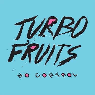 Turbo Fruits No Control CD