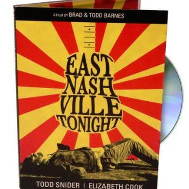 Todd Snider East Nashville Tonight DVD