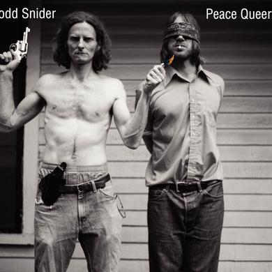 Todd Snider Peace Queer LP (Vinyl)
