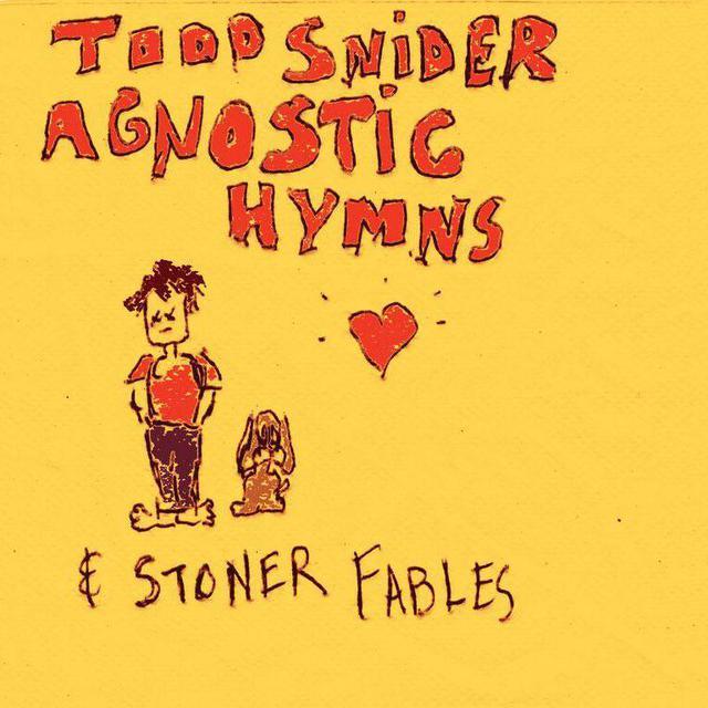 Todd Snider Agnostic Hymns CD