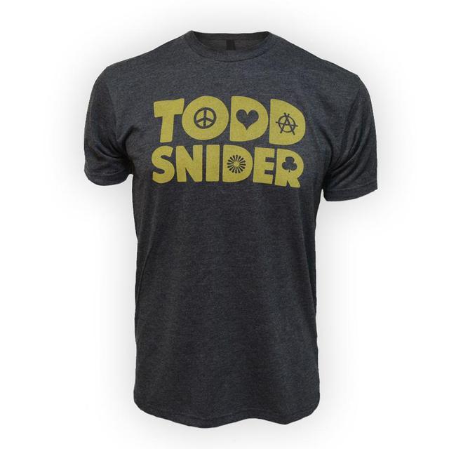 Todd Snider Logo Tee