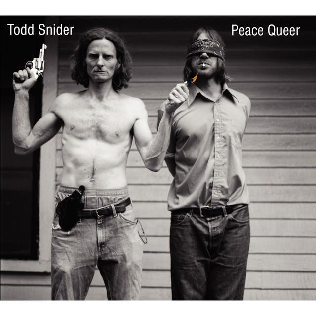 Todd Snider Peace Queer CD