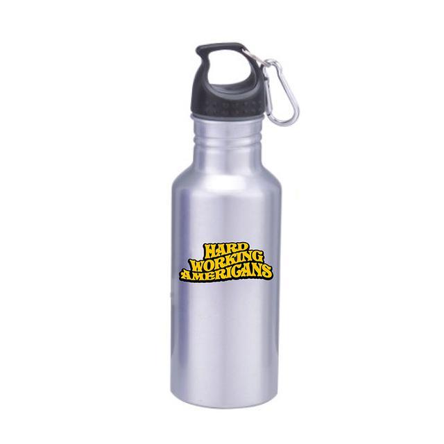 Hard Working Americans Water Bottle