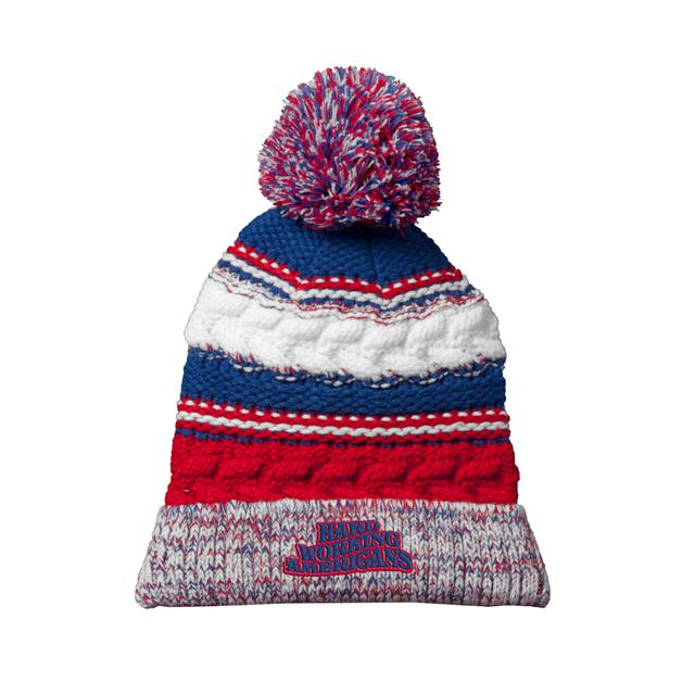 Hard Working Americans HWA knit winter cap