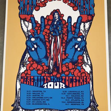Hard Working Americans 2017 Tour Poster