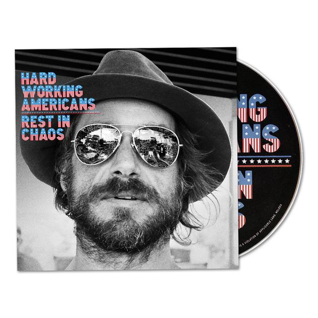 Hard Working Americans Rest In Chaos CD