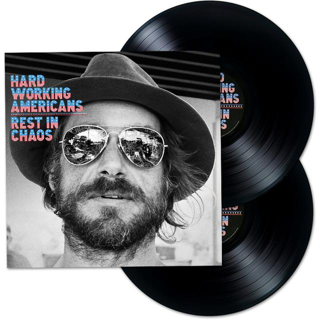 Hard Working Americans Rest In Chaos LP (Vinyl)