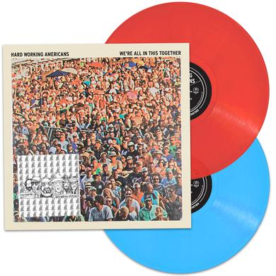 "Hard Working Americans PRE-ORDER ""We're All In This Together"" Deluxe LP (Vinyl)"