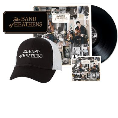Band Of Heathens A Message From The People Revisited Pre-order Bundle #3 - Vinyl
