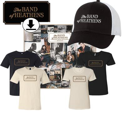 Band Of Heathens A Message From The People Revisited Bundle #5 - Deluxe Digital Download