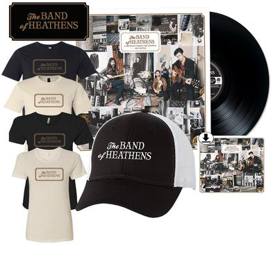 Band Of Heathens A Message From The People Revisited Bundle #7 - Deluxe Vinyl