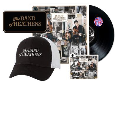Band Of Heathens A Message From The People Revisited Bundle #4 - RED WHITE & BLUE Vinyl