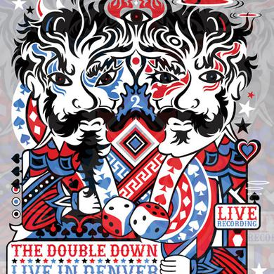 Band Of Heathens Double Down in Denver Vol. 1 DVD