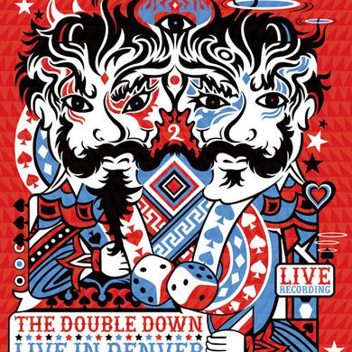 Band Of Heathens Double Down in Denver Vol. 2 DVD