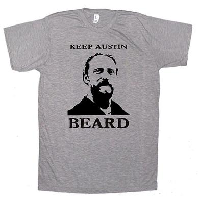 Band Of Heathens Keep Austin Beard T-Shirt