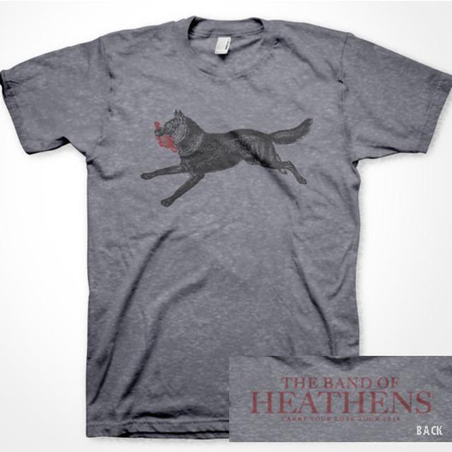 Band Of Heathens Carry Your Love T-Shirt
