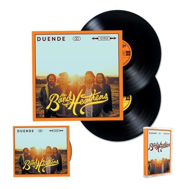 Band Of Heathens Duende album