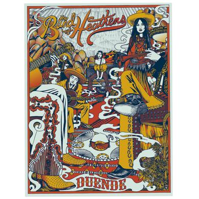 Band Of Heathens Duende Poster
