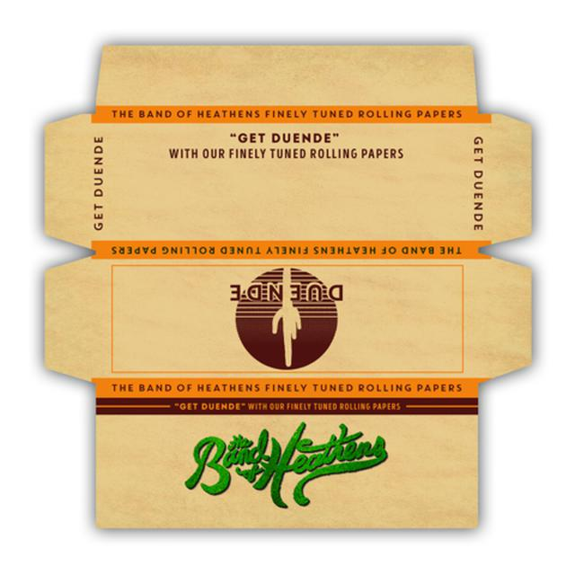 Band Of Heathens Rolling Papers Pack