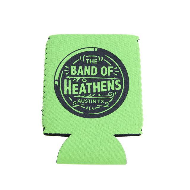 Band Of Heathens Koozie Lime