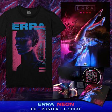 ERRA - 'Neon' Tee Pre-Order Bundle