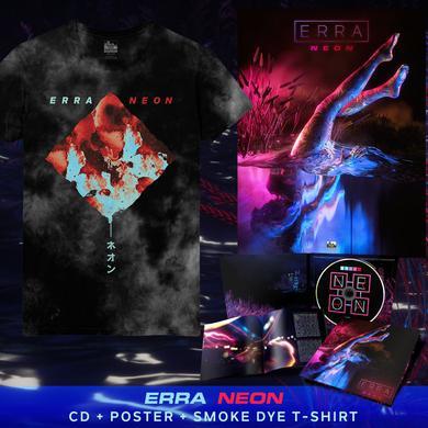 ERRA - 'Neon' Smoke Dye Tee Pre-Order Bundle