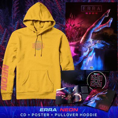 ERRA - 'Neon' Hoodie Pre-Order Bundle
