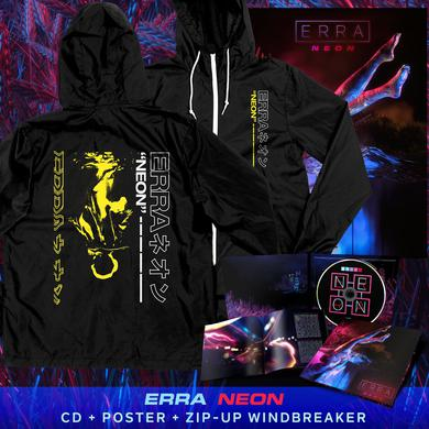 ERRA - 'Neon' Breach Windbreaker Pre-Order Bundle