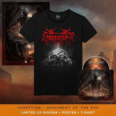 Soreption - 'Monument of the End' Architect Tee Pre-Order Bundle