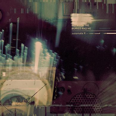 Between The Buried And Me - 'Automata II' EP CD Digipak