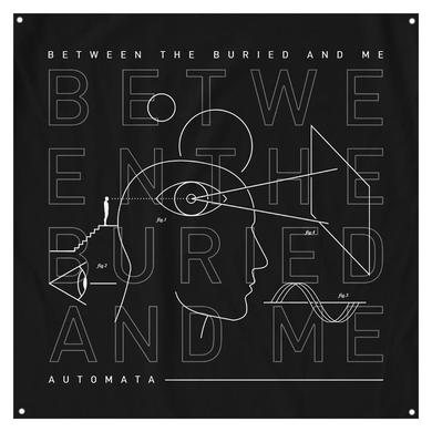 Between the Buried And Me - Automata II Wall Flag