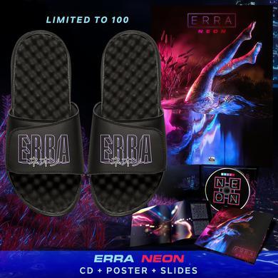 ERRA - 'Neon' Slides Pre-Order Bundle