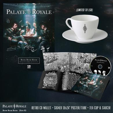 Palaye Royale - 'Boom Boom Room (Side B)' Tea Set Pre-Order Bundle