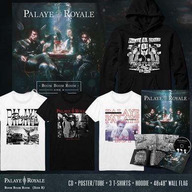 Palaye Royale - 'Boom Boom Room (Side B)' Ultimate Pre-Order Bundle