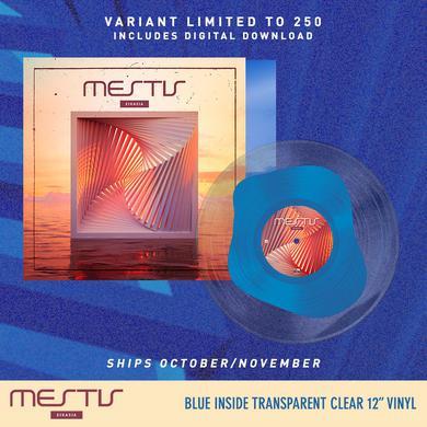 Mestis - 'Eikasia' Clear w/Blue Blob Pre-Order Vinyl