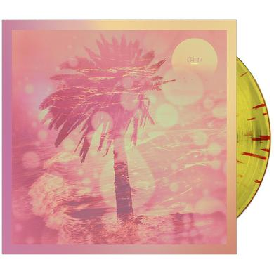 CHON - 'Homey' Trans Yellow with Red Splatter Vinyl