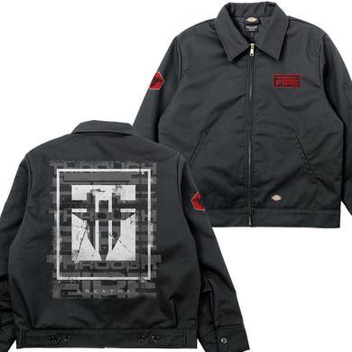 Through Fire - Breathe Work Jacket
