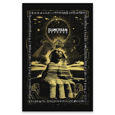 Sumerian Merch Sumerian Records - Sphinx Poster