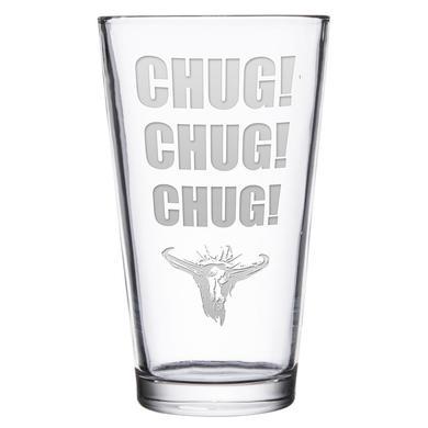 Upon A Burning Body - Chug Pint Glass