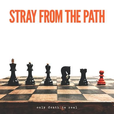 Stray From The Path - 'Only Death Is Real' CD