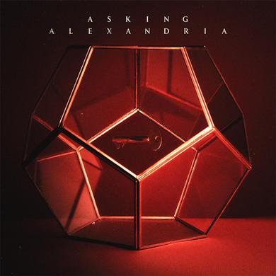 Asking Alexandria - 'Asking Alexandria' CD Digipak