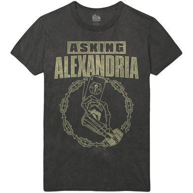 Asking Alexandria - Aces Vintage Tee