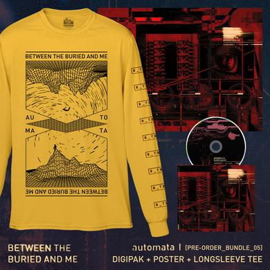 Between The Buried And Me - 'Automata I' Pre-Order Bundle 5