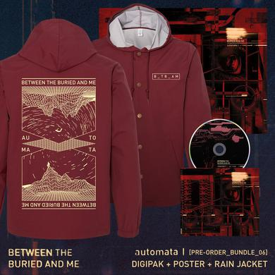 Between The Buried And Me - 'Automata I' Pre-Order Bundle 6