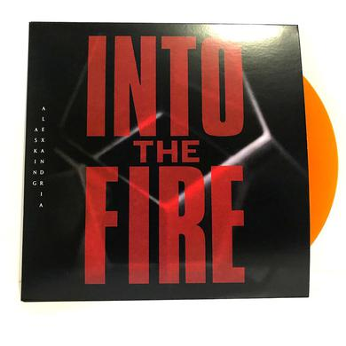 "Asking Alexandria - 'Into The Fire' Single 7"" Trans Orange Vinyl"