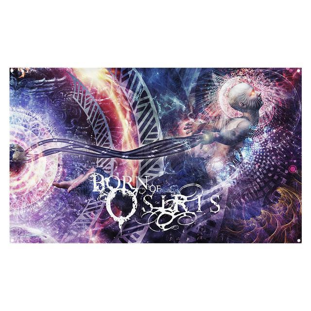 Born Of Osiris - Soul Sphere Flag