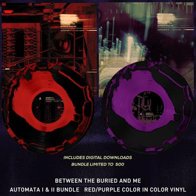 Between The Buried And Me - 'Automata Part I & Part II' Pre-Order Vinyl Bundle