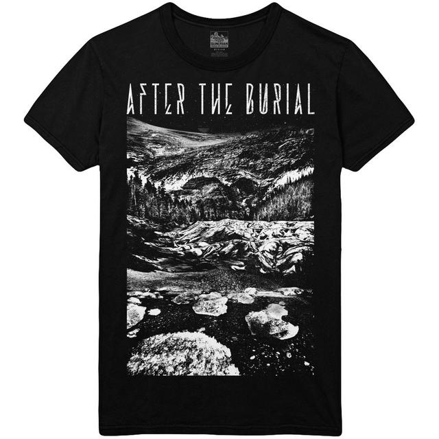 After The Burial - Frozen Landscape