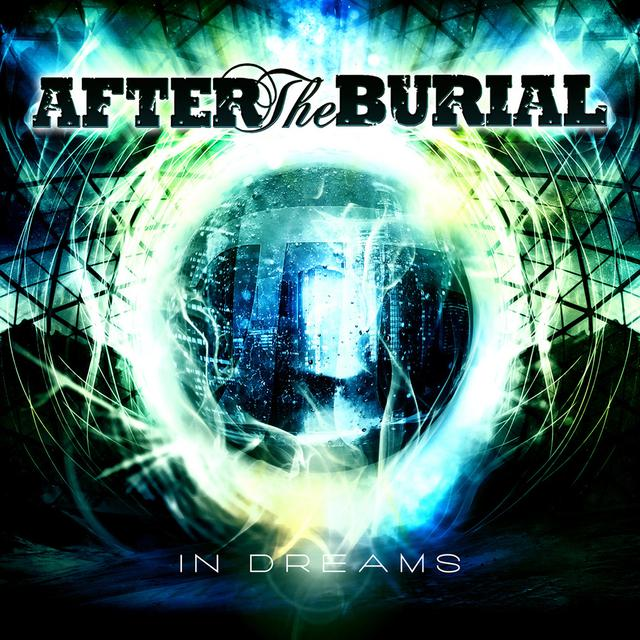 After The Burial In Dreams' CD